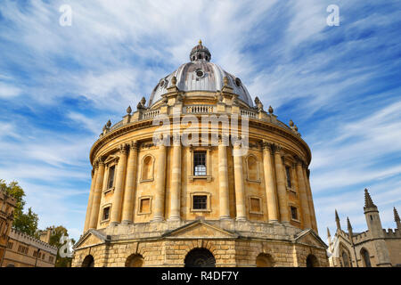 Radcliffe Camera, Oxford, England, United Kingdom - Stock Image