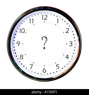 Lost Time - Stock Image