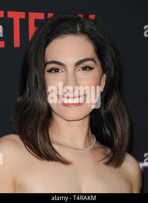 Los Angeles, CA, USA. 17th Apr, 2019. Jennifer Kaytin Robinson at arrivals for SOMEONE GREAT Premiere on NETFLIX, ArcLight Hollywood, Los Angeles, CA April 17, 2019. Credit: Elizabeth Goodenough/Everett Collection/Alamy Live News - Stock Image