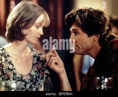 SUZY AMIS & JEFF BRIDGES BLOWN AWAY (1994) - Stock Image