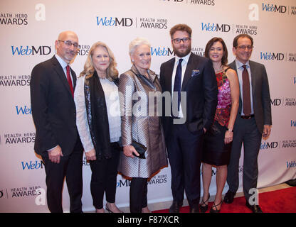 Celebrities attend the WebMD Health Hero Awards hosted by WebMD at The Times Center in NYC.  Featuring: Steve Zatz, - Stock Image