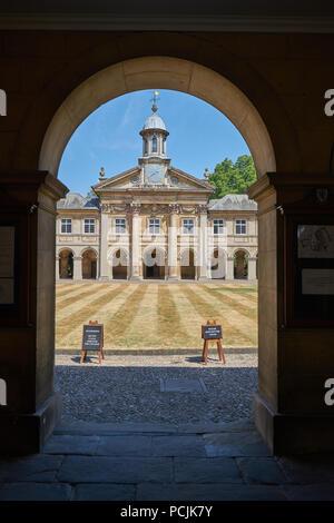 Emmanuel College cambridge - Stock Image