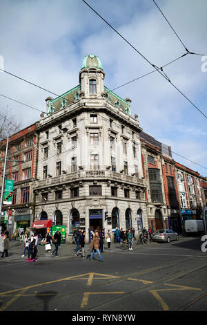 Permanent TSB building 12 oconnell street Dublin Republic of Ireland Europe - Stock Image