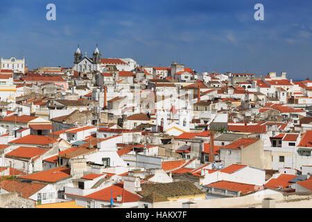 Alentejo Villages - Stock Image