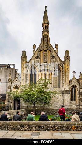 St Thomas's,Roman Catholic,RC,Church,Burgate,Canterbury,Kent,England - Stock Image
