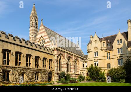 Balliol College, University of Oxford, Oxford, England, UK. - Stock Image