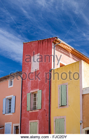 Roussillon - Stock Image