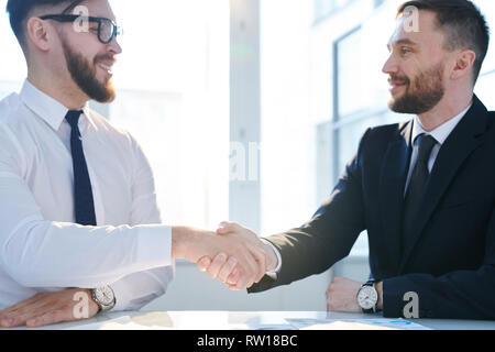 New deal - Stock Image