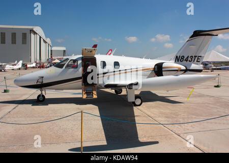 Eclipse Aerospace EA500 (Eclipse 500) light business jet - Stock Image