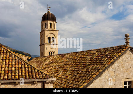 Franciscan Monastery; Dubrovnik, Croatia - Stock Image