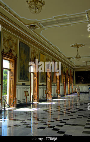 The Gobierno Palace in Merida - Stock Image