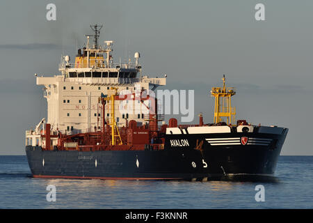 Chemical/Oil Products Tanker Avalon - Stock Image