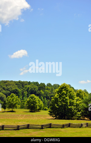 Rural America, Tennessee, USA - Stock Image