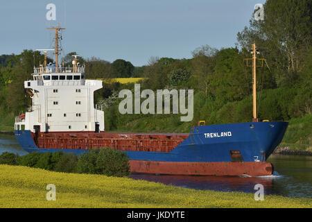Trenland - Stock Image