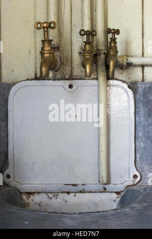 old tap - Stock Image