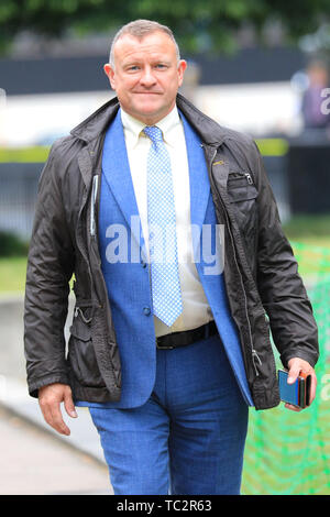 London, UK, 04th June 2019. Drew Hendry, Scottish National Party, MP for Inverness. Credit: Imageplotter/Alamy Live News - Stock Image