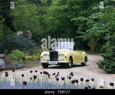 1963 Rolls - Royce Phantom V - Stock Image