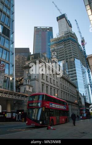 The Pinnacle development, London, United Kingdom - Stock Image