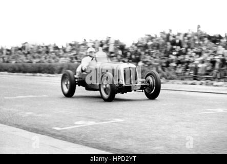 1948 ERA Jersey Road Race - Stock Image