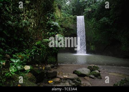 Waterfall, Bali, Indonesia - Stock Image