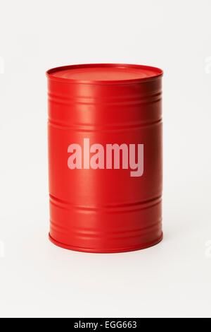 Oil Drum - Stock Image