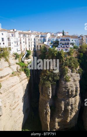 Ronda, Andalucia, Spain - Stock Image