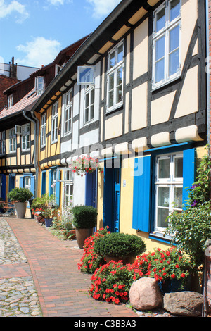 Johanniskloster, Stralsund, Germany - Stock Image
