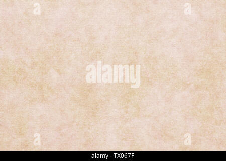 Japanese vintage beige color paper texture or grunge background - Stock Image