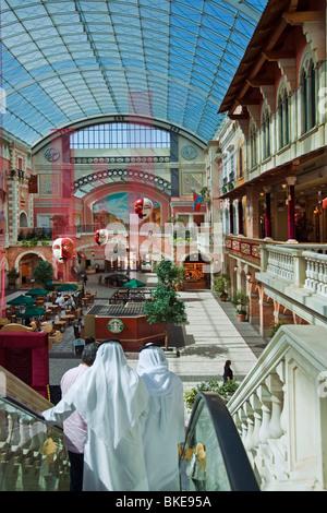 Mercato Mall Jumeirah Dubai - Stock Image