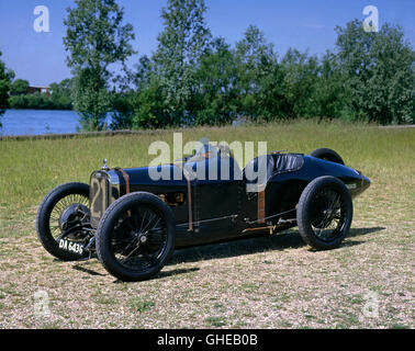 1922 Sunbeam Strasbourg 2.0 litre GP car - Stock Image