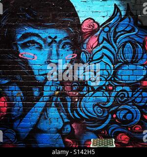 Street art - Stock Image