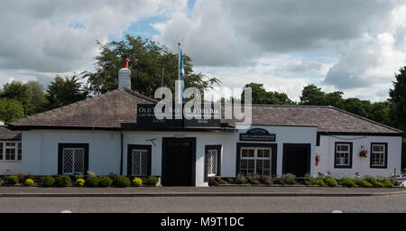Old Toll Bar Gretna - Stock Image