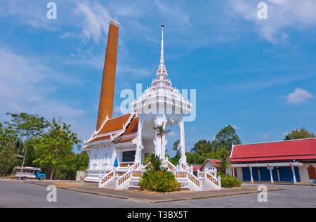 Wat Kaew, Krabi town, Thailand - Stock Image