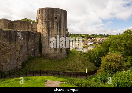 Barnard Castle, County Durham, UK. - Stock Image