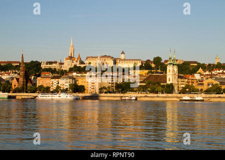 Waterfront City - Stock Image