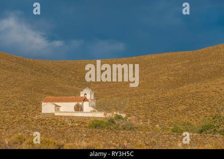 Argentina, Jujuy province, Abra Pampa, Cochinoca - Stock Image