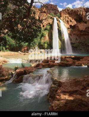 Havasupai Falls - Stock Image
