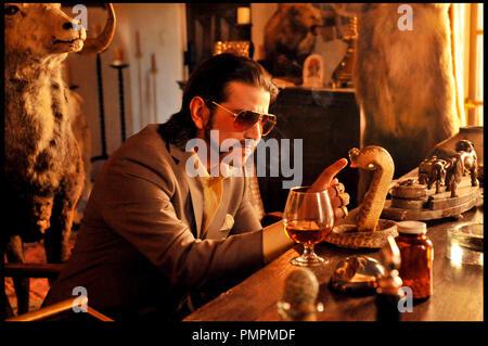 Prod DB © NALA Films - Gary Sanchez Productions / DR CASA DE MI PADRE de Matt Piedmont 2012 USA avec Diego Luna serpent a sonnette - Stock Image