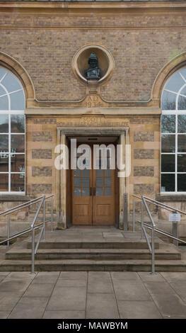 Scott Polar Research Institute, Cambridge - Stock Image