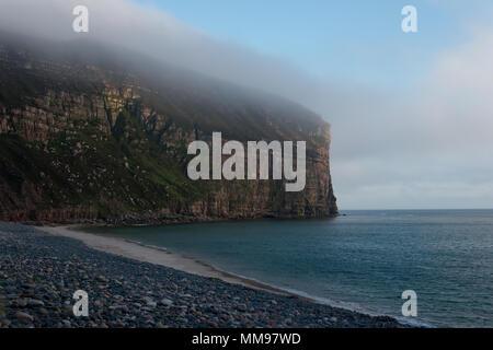 Rackwick Bay Beach, Hoy - Stock Image