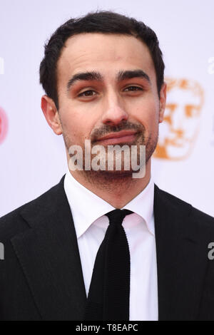 LONDON, UK. May 12, 2019: Jamie Demetriou arriving for the BAFTA TV Awards 2019 at the Royal Festival Hall, London. Picture: Steve Vas/Featureflash - Stock Image