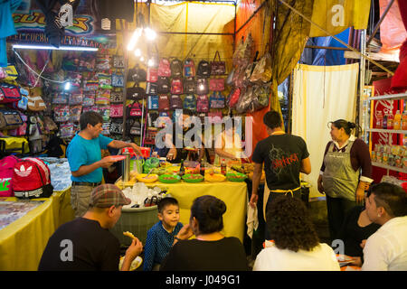 Iztapalapa Market, Mexico City - Stock Image