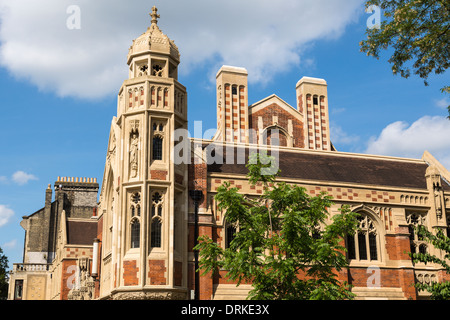The Divinity School, St Johns College, Cambridge, England - Stock Image