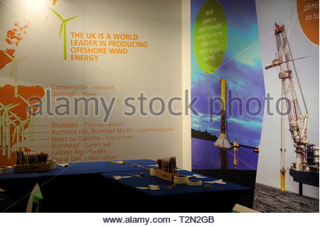 """Edinburgh, UK. 3rd April, 2019.  Edinburgh, UK. 3rd April, 2019.   """"Energy Makers """" a new workshop at the City Art Centre (CAC) presented by the Festival's headline sponsors, EDF Energy. Credit: Roger Gaisford/Alamy Live News - Stock Image"""