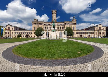 Leibniz University Hanover - Stock Image