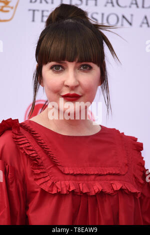 LONDON, UK. May 12, 2019: Kathy Kiera Clarke arriving for the BAFTA TV Awards 2019 at the Royal Festival Hall, London. Picture: Steve Vas/Featureflash - Stock Image