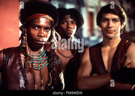 Studio Publicity Still from 'The Warriors' David Harris, Brian Tyler, James Remar © 1979 Paramount  All Rights Reserved   File Reference # 31718026THA  For Editorial Use Only - Stock Image