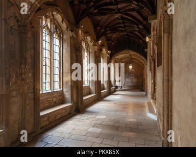 Christ Church College Oxford - Stock Image