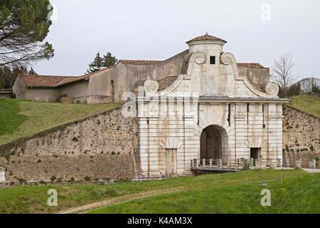 Palmanova In Veneto - Stock Image
