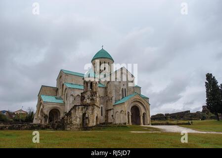 Orthodoxe Kirche in Kutaissi. Roadtrip durch Georgien im Oktober 2016. - Stock Image
